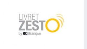 Livret ZESTO Rci Banque